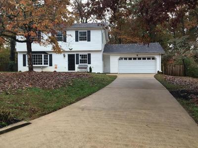 Hixson Single Family Home Contingent: 7431 Irongate Dr