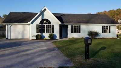 Soddy Daisy Single Family Home Contingent: 1705 Maple Pl