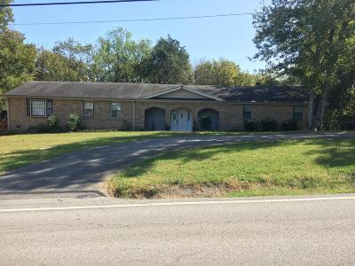 Hixson Single Family Home For Sale: 6600 Fairview Rd
