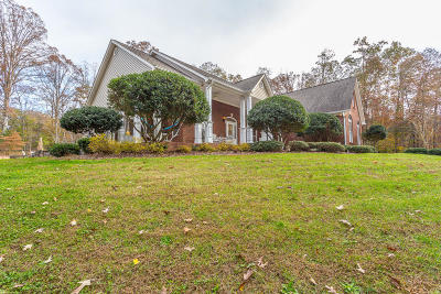 Ringgold Single Family Home Contingent: 1365 Jays Way