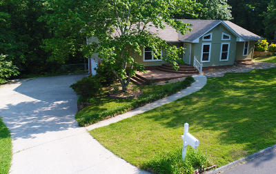 Chattanooga Single Family Home For Sale: 720 Swansons Ridge Rd