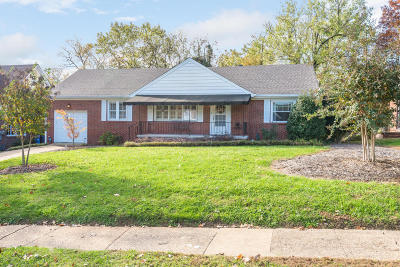 Chattanooga Single Family Home Contingent: 902 Mount Vernon Ave