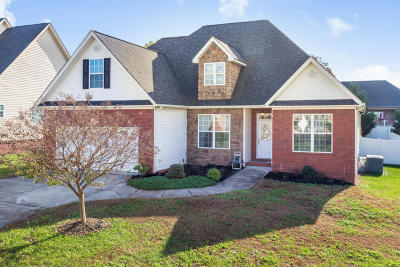 Ooltewah Single Family Home For Sale: 8468 Lexie Ln