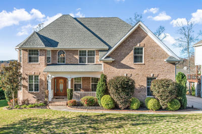 Ooltewah Single Family Home For Sale: 2803 Beaver Run Ln