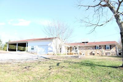 Spring City Single Family Home For Sale: 892 Piney Point Rd #Lot #1