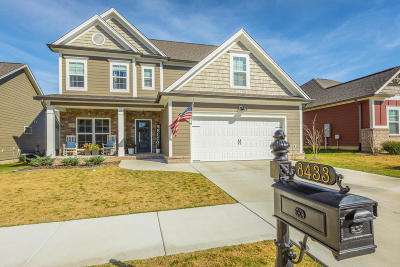 Ooltewah Single Family Home For Sale: 8433 Black Walnut Dr
