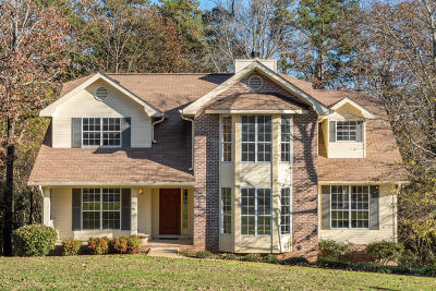 Chattanooga Single Family Home For Sale: 2510 Hamilton Cove Dr