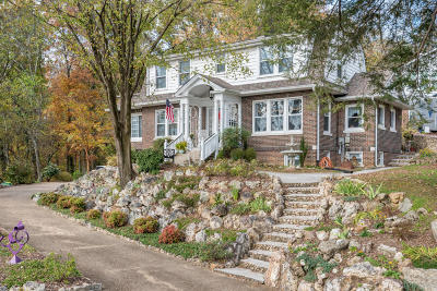 Chattanooga Single Family Home Contingent: 31 Woodlawn Dr