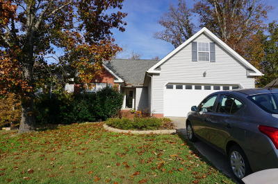 Ooltewah Single Family Home For Sale: 6115 White Tail Dr