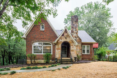 Chattanooga Single Family Home For Sale: 117 E Meadowbrook Dr
