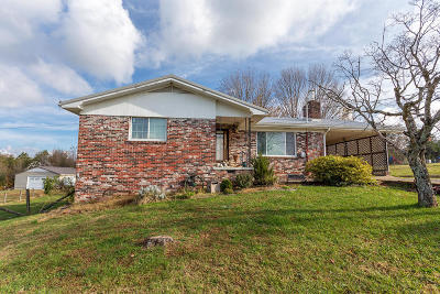 Benton Single Family Home For Sale: 135 Whalen Dr