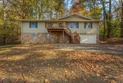 Chattanooga Single Family Home Contingent: 1802 Pine Needles Tr