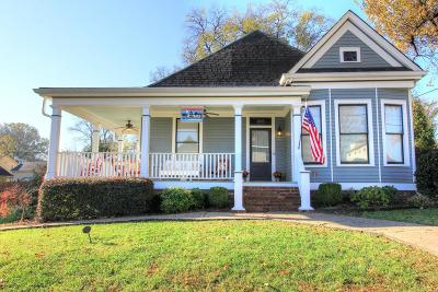 Chattanooga Single Family Home For Sale: 1608 Duncan Ave