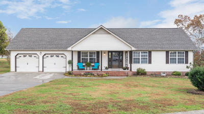 Ringgold Single Family Home Contingent: 153 Windhaven Dr