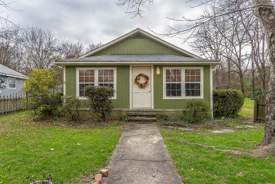 Signal Mountain Single Family Home For Sale: 1012 Olsen Ave