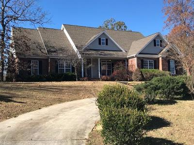 Ringgold Single Family Home For Sale: 664 Jays Way