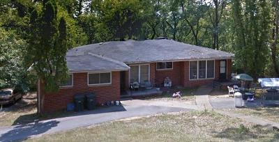 Chattanooga Multi Family Home For Sale: 302 Sunrise Ln