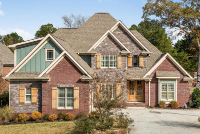 Ooltewah Single Family Home For Sale: 8007 Hampton Cove Dr #17
