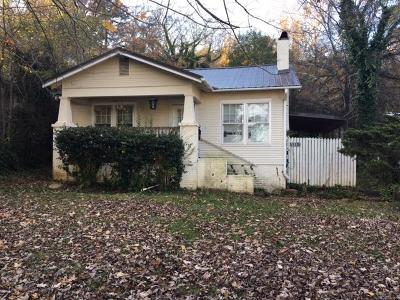 Chattanooga Single Family Home For Sale: 5301 Slayton Ave