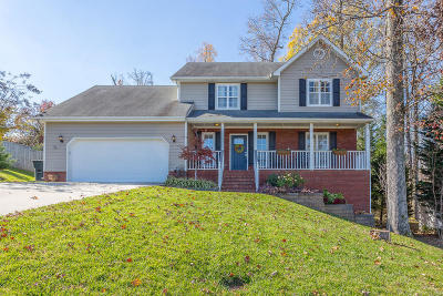 Soddy Daisy Single Family Home For Sale: 8465 Twilight Dr