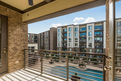 Chattanooga Condo For Sale: 200 Manufacturers Rd #Apt 441