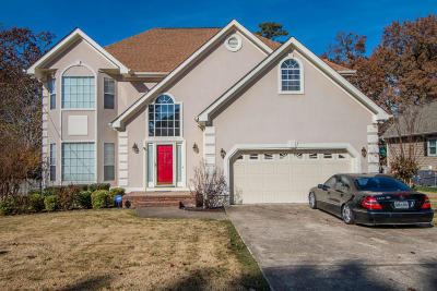 Chattanooga Single Family Home For Sale: 2409 Lennox Ct