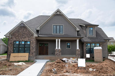 Ooltewah Single Family Home For Sale: 8508 Five Killer Way #Lot 165