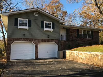 Chattanooga Single Family Home For Sale: 4553 N Ravenwood Dr