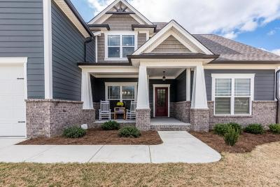 Ooltewah Single Family Home Contingent: 8548 River Birch Loop #43