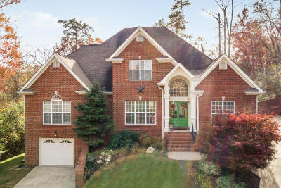 Chattanooga Single Family Home For Sale: 3104 Forest Shadows Dr