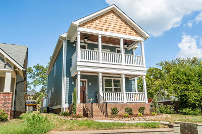 Chattanooga Single Family Home For Sale: E 16th St