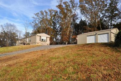 Ooltewah Single Family Home For Sale: 8624 Old Lee Hwy
