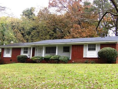 Chattanooga Single Family Home For Sale: 907 Talley Rd
