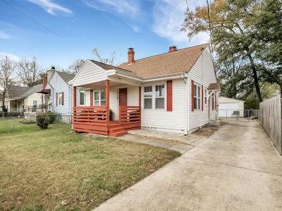 Chattanooga Single Family Home For Sale: 511 S St Marks Ave