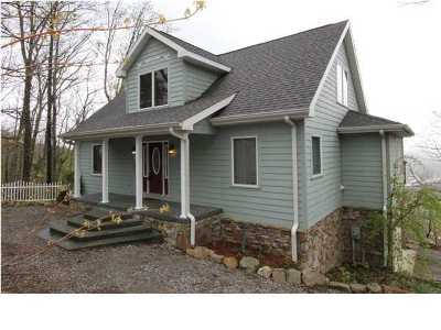 Rising Fawn Single Family Home For Sale: 5459 Scenic Hwy