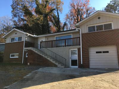 Chattanooga Single Family Home For Sale: 1400 John Ross Rd