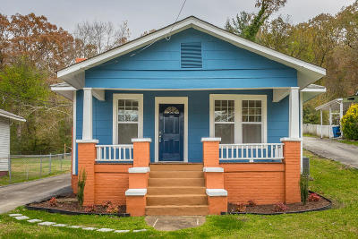 Chattanooga Multi Family Home For Sale: 2802 Easton Ave