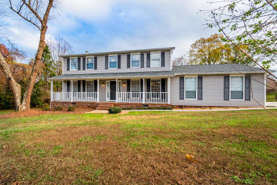 Hixson Single Family Home For Sale: 6420 Forest Meade Dr