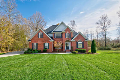 Ooltewah Single Family Home For Sale: 8124 Turtle Ln