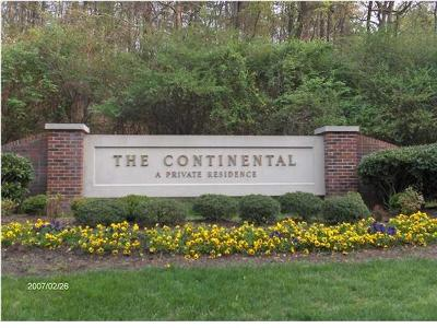 Chattanooga Condo For Sale: 1414 Continental Dr #406