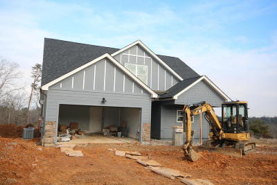 Chattanooga Single Family Home For Sale: 4269 Inlet Loop Dr #Lot # 35