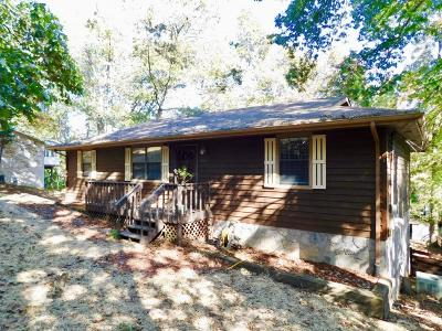 Soddy Daisy Single Family Home Contingent: 8904 Nelson Rd