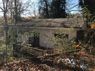 Chattanooga Single Family Home For Sale: 213 Ppoole St