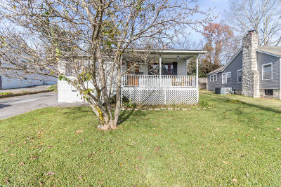 Chattanooga Single Family Home For Sale: 3423 Land St