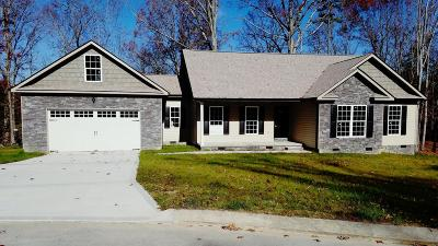 Soddy Daisy Single Family Home For Sale: 1809 Staghorn Dr #20