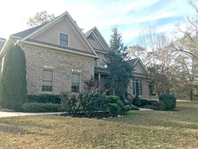 Chattanooga Single Family Home For Sale: 1024 Enclave Rd
