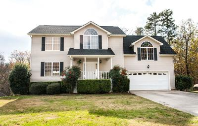 Ooltewah Single Family Home For Sale: 9862 Baker Boy Dr