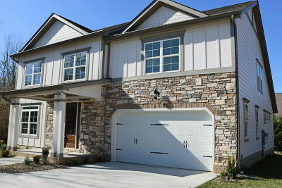 Chattanooga Single Family Home For Sale: Lot 24 Glenshire Ln #24
