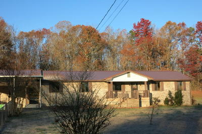 Ringgold Single Family Home For Sale: 584 Dodd Rd