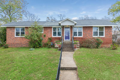 Chattanooga Single Family Home For Sale: 1121 Westwood Ave